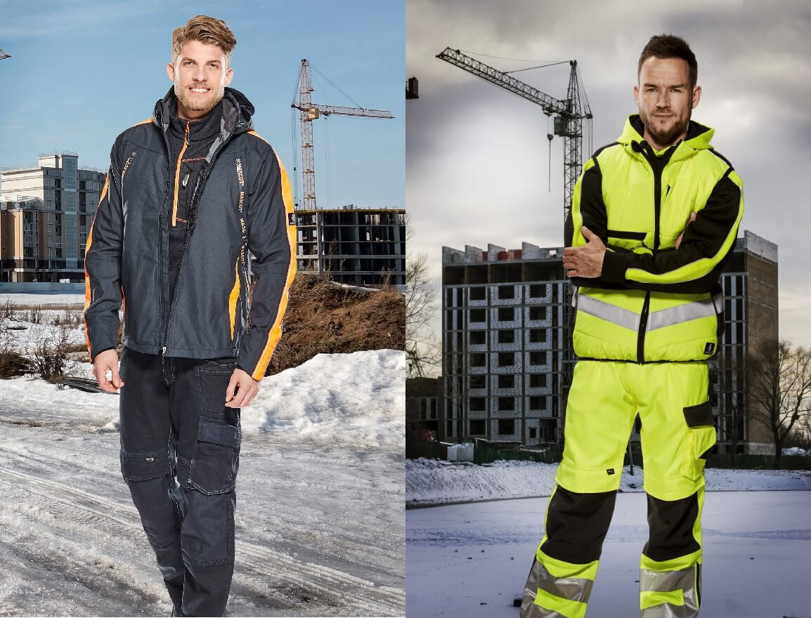 Workwear & Safety Clothing - Dress in Layers - Press