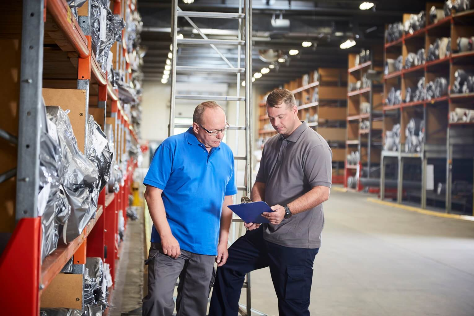 Warehouse workers - Polo Shirts - Men
