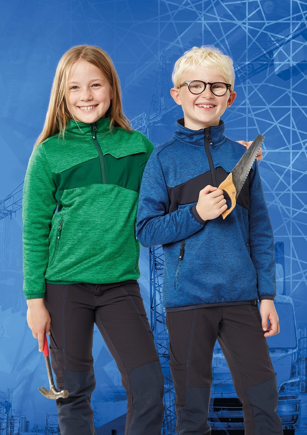 Children's Clothing - MASCOT® ACCELERATE Brand DNA