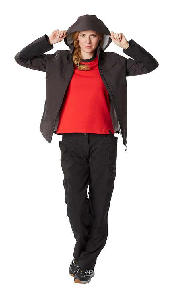 MASCOT® ACCELERATE Work trousers for women, Knitted Jumper & Jacket - Model