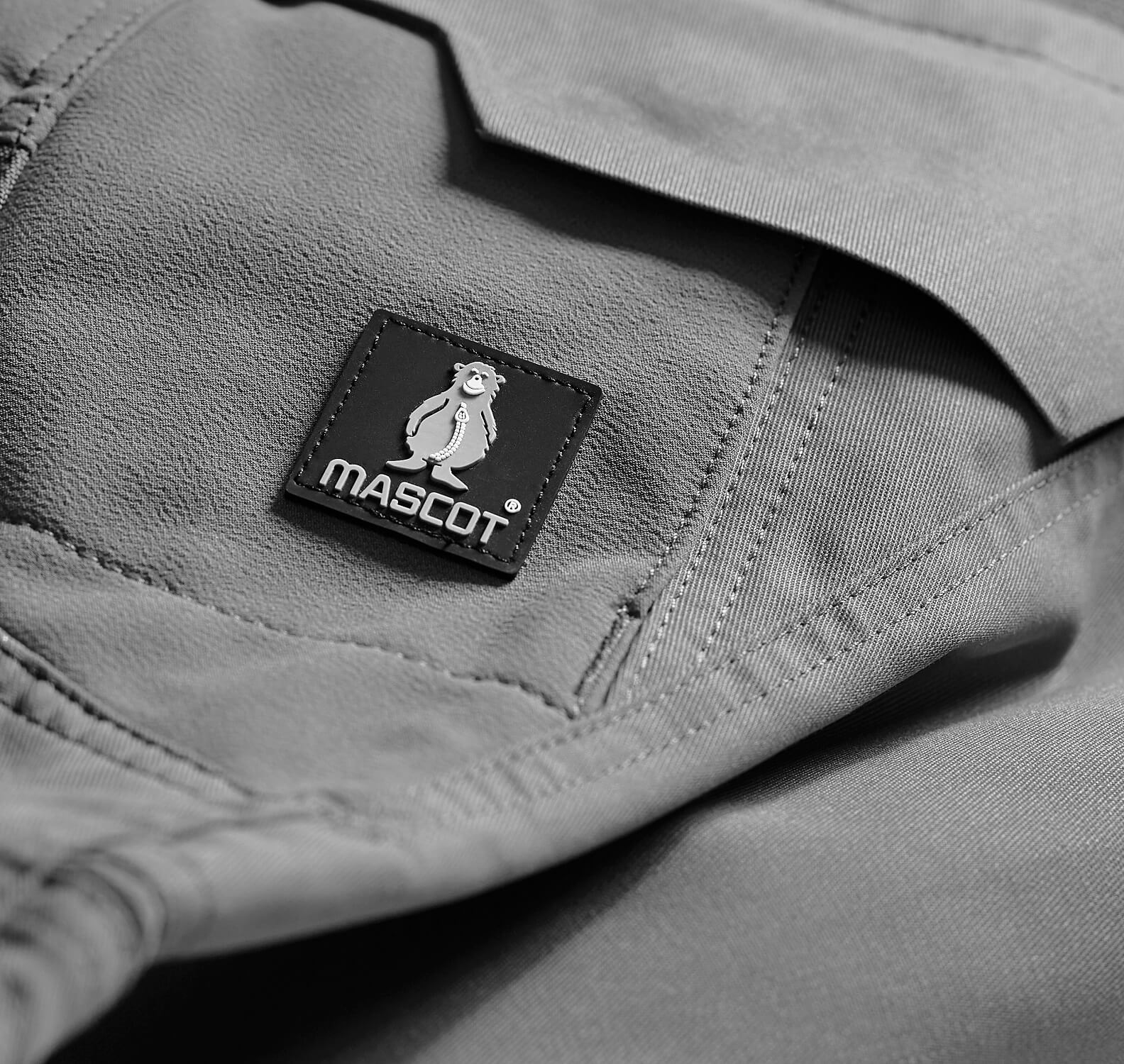 Trousers Grey - Detail - MASCOT® ACCELERATE