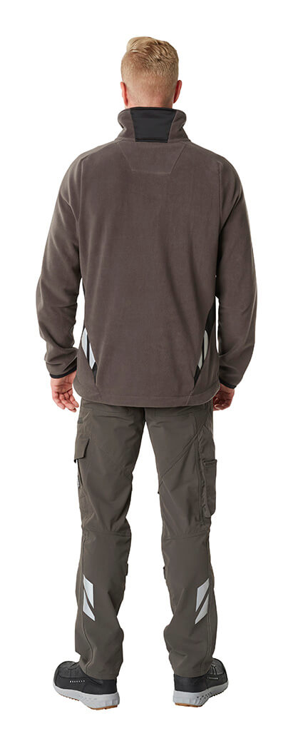 Grey - Work Trousers & Jacket - MASCOT® ACCELERATE