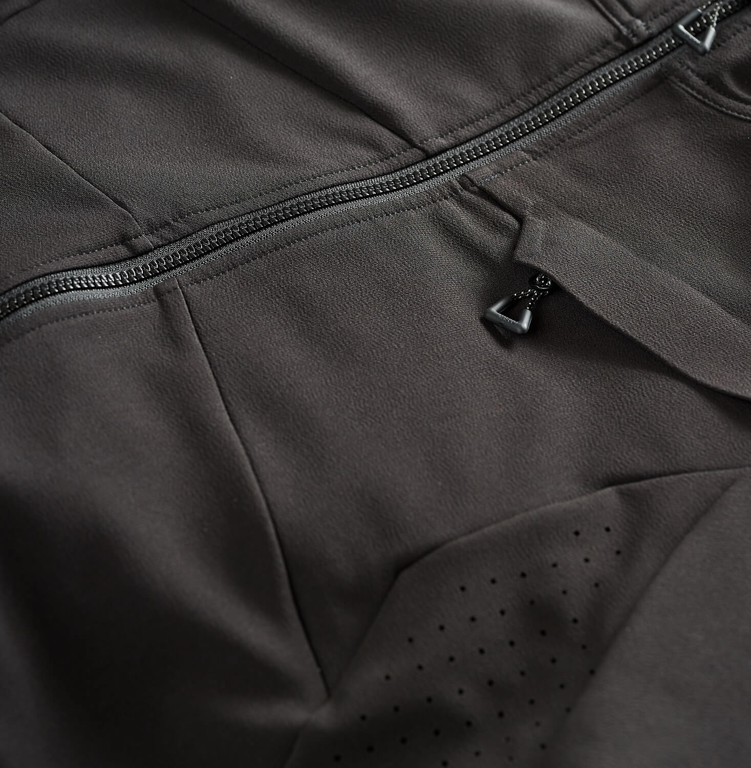 Jacket - MASCOT® ACCELERATE - Black - Detail