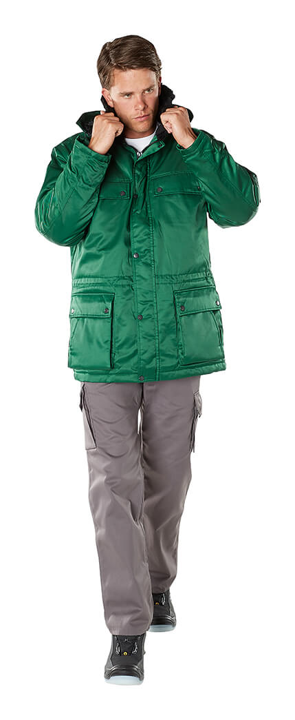 Model - Trousers with thigh pockets & Jacket - MASCOT® ORIGINALS
