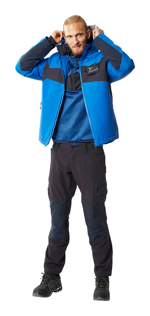Man - MASCOT® ACCELERATE Jacket, Jumper & Trousers