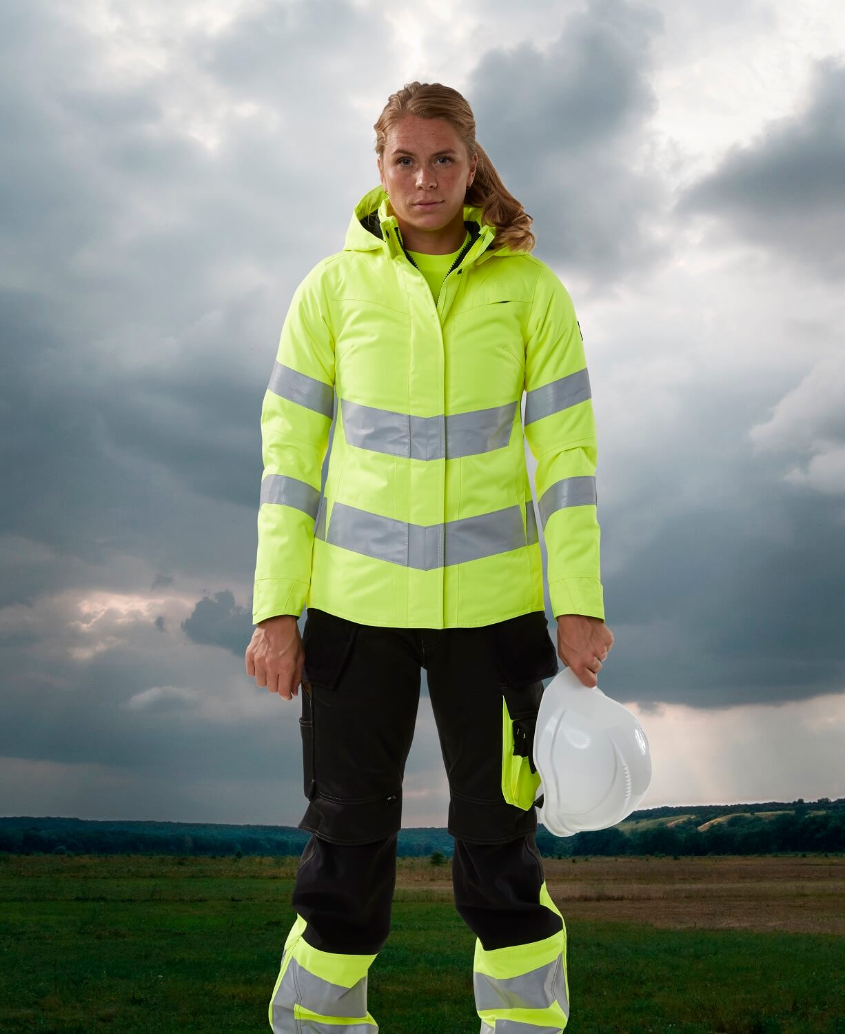 Environment - Fluorescent yellow - Woman - MASCOT®