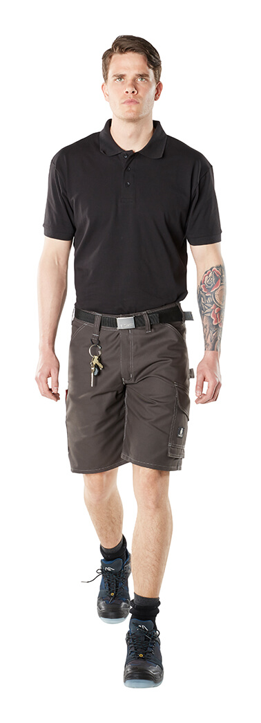INDUSTRY Work Shorts & Polo shirt - Model