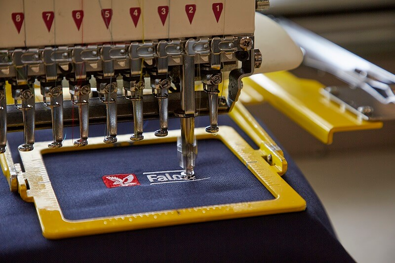 Embroidery - FALCK