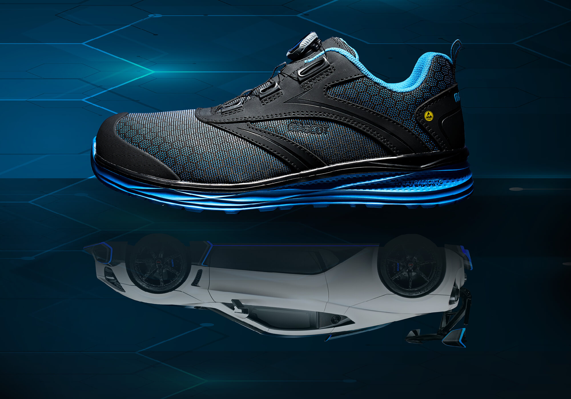 MASCOT® FOOTWEAR CARBON - Safety Shoe