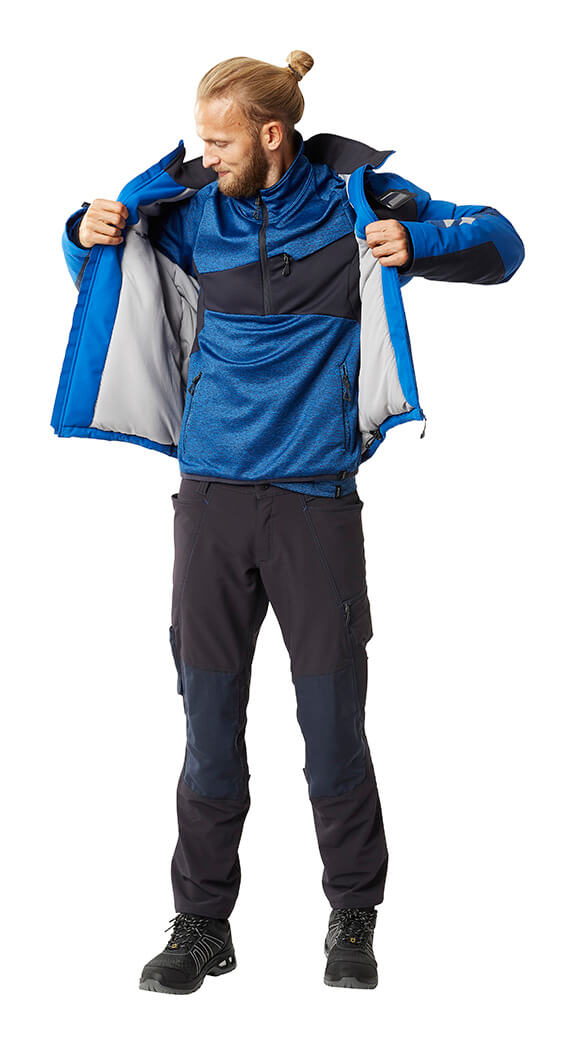 MASCOT® ACCELERATE Jacket, Jumper & Trousers - Man