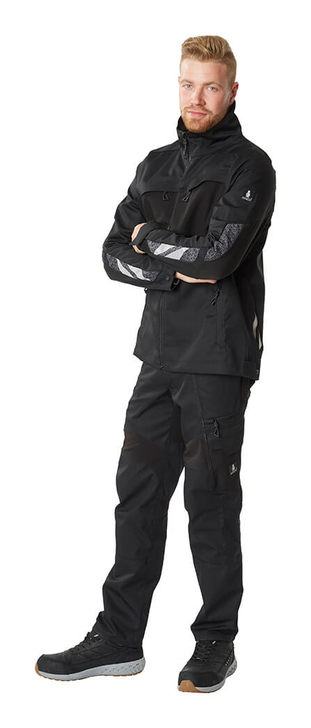 MASCOT® ACCELERATE Workwear Black - Man