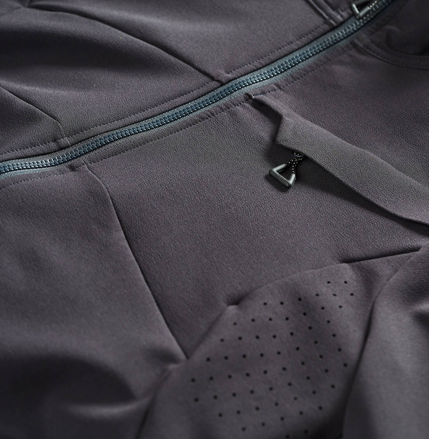 Jacket - MASCOT® ACCELERATE - Navy - Detail