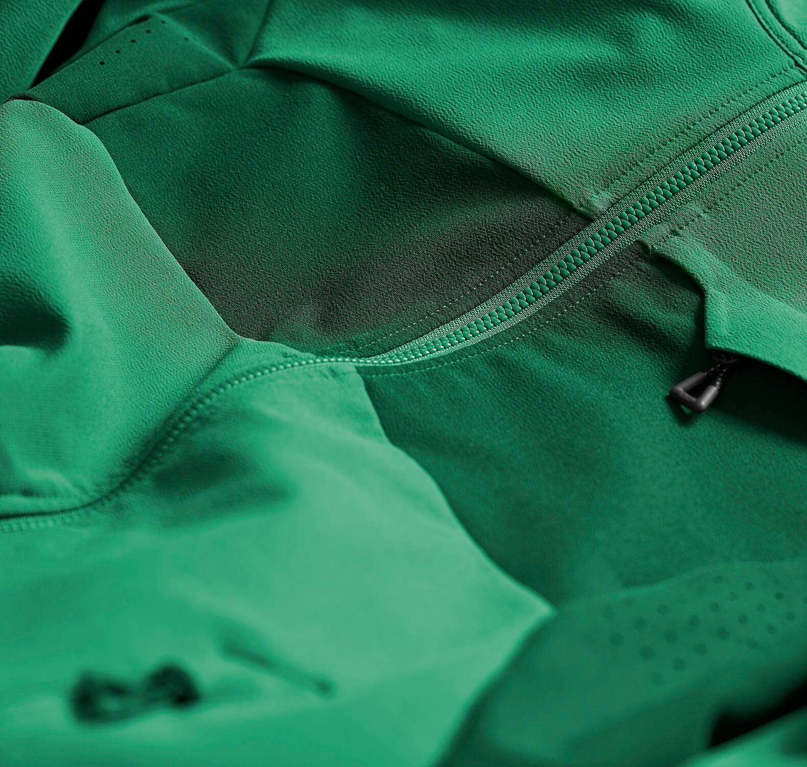 Jacket - Green - MASCOT® ACCELERATE - Detail