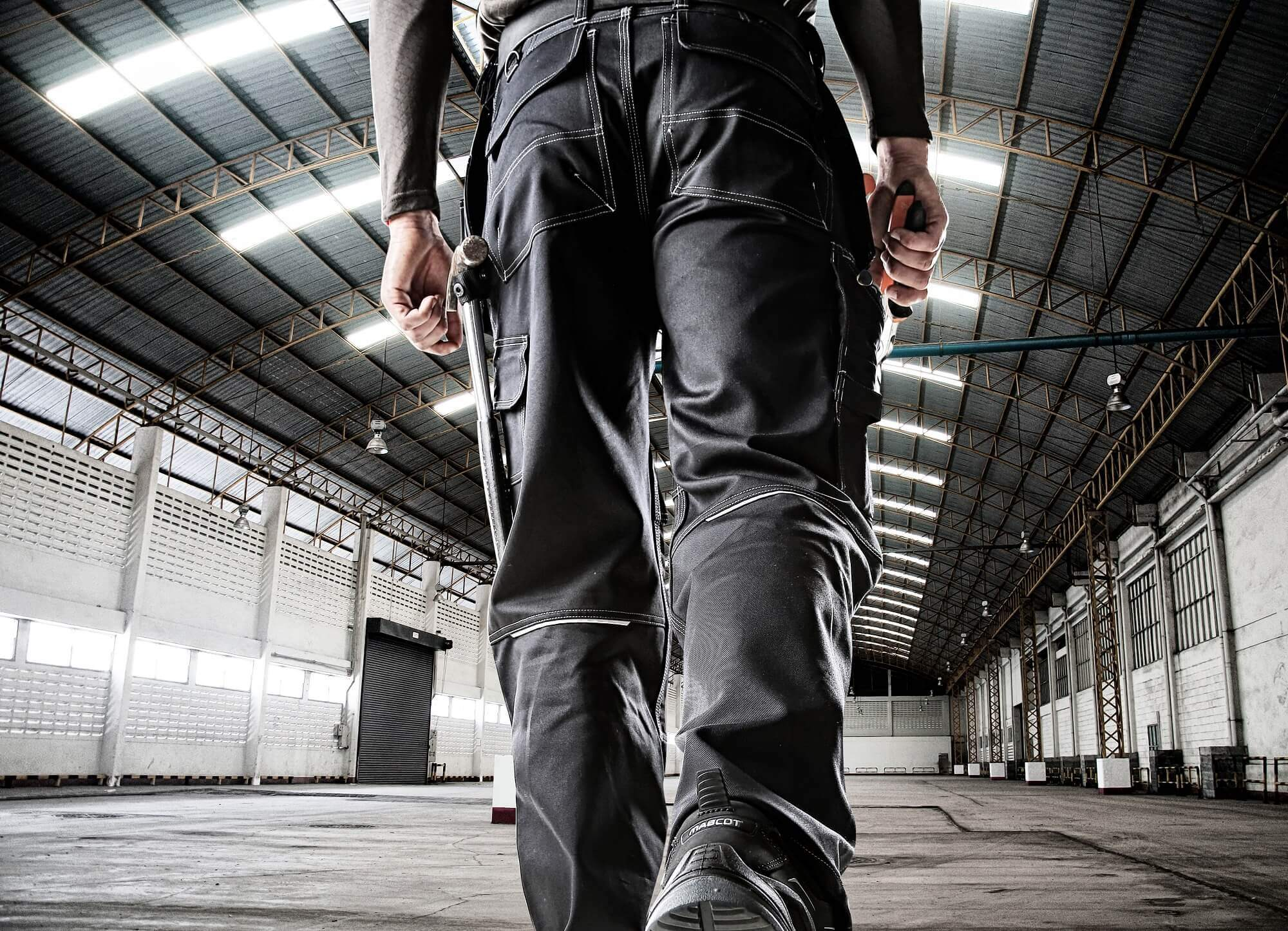 Work Trousers - MASCOT® HARDWEAR - Environment