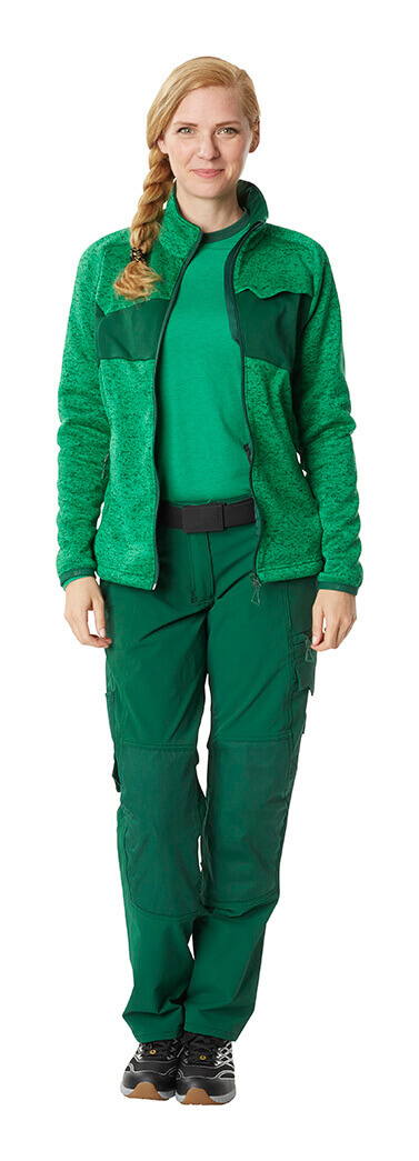 Workwear for women Green - MASCOT® ACCELERATE - Model